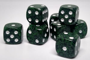 Chessex 25925 Speckled: Recon - 12mm D6 (36 Dice)