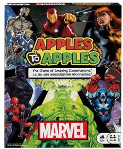 Apples To Apples Marvel
