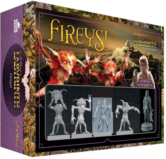 Jim Henson's Labyrinth: The Board Game – Fireys! Expansion