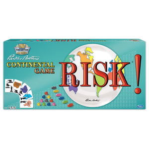 Risk (Continental Game) 1959