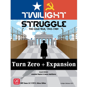 Twilight Struggle: Turn Zero Expansion