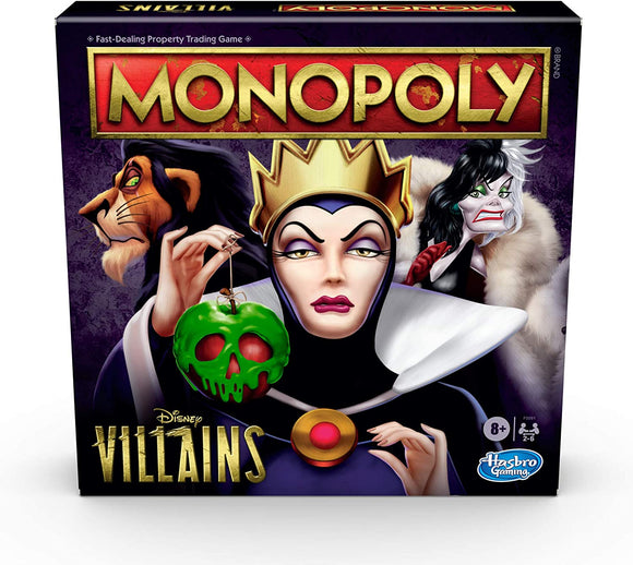 Monopoly: Disney Villains