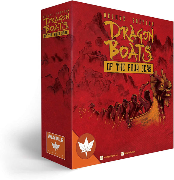Dragon Boats of the Four Seas- Deluxe Edition