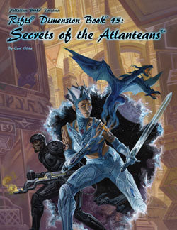 Rift RPG: Secrets of the Atlanteans