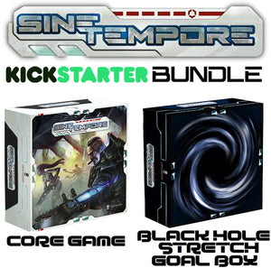 Sine Tempore Kickstarter Bundle #1 (Core + Black Hole)