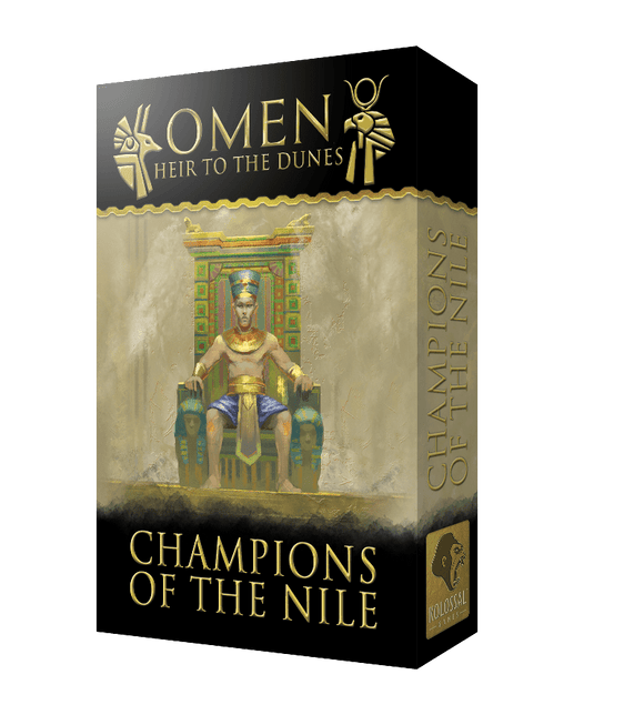 Omen: Champions of the Nile