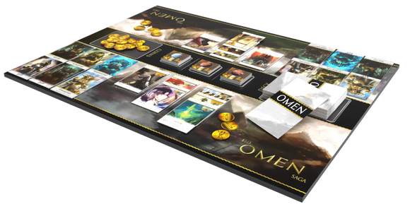 Omen: Playmat