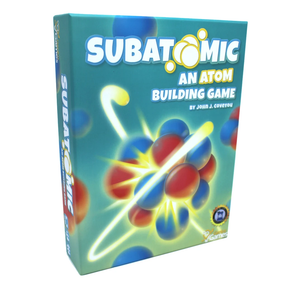 Subatomic : An Atom Building Game (2nd Edition)