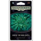 Arkham Horror LCG: Where the Gods Dwell Mythos Pack