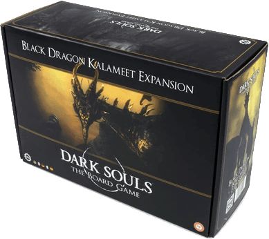 Dark Souls: The Board Game – Black Dragon Kalameet Boss Expansion