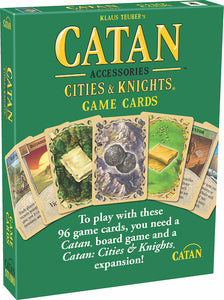 Catan: Cities & Knights - Replacement Game Cards