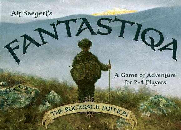 Fantastiqa: The Rucksack Edition