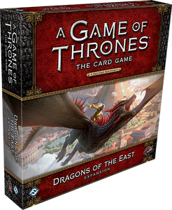 A Game of Thrones LCG 2nd Edition - Dragons of the East Expansion