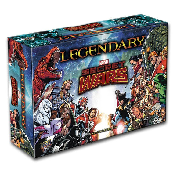 Legendary: A Marvel Deck Building Game – Secret Wars, Volume 2