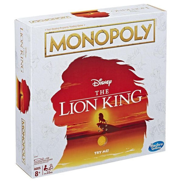 Monopoly: The Lion King Edition