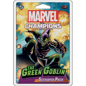 Marvel Champions LCG: The Green Goblin Scenario Pack