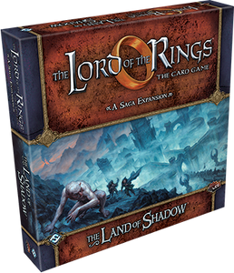 The Lord of the Rings LCG: The Land of Shadow Saga Expansion