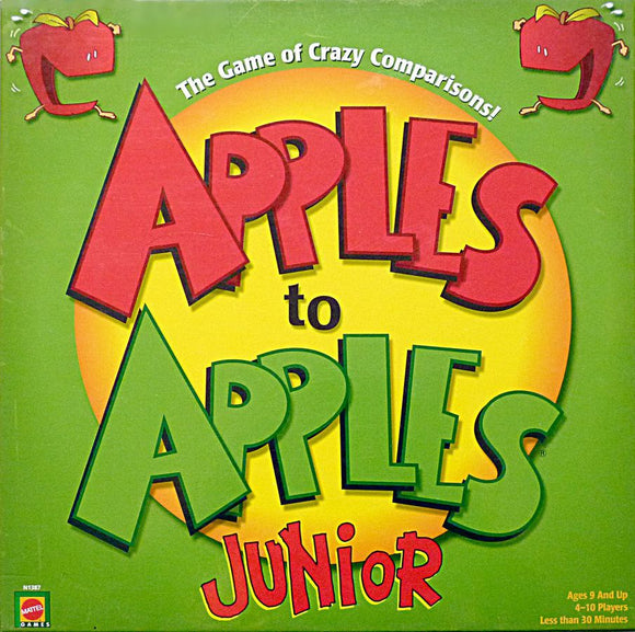 Apples To Apples: Junior