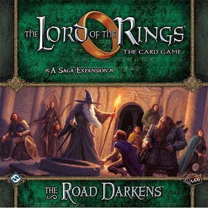 The Lord of the Rings LCG: The Road Darkens Saga Expansion