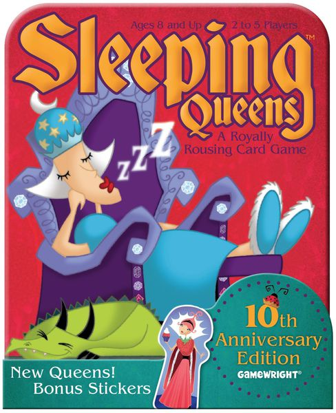 Sleeping Queens 10th Anniversary