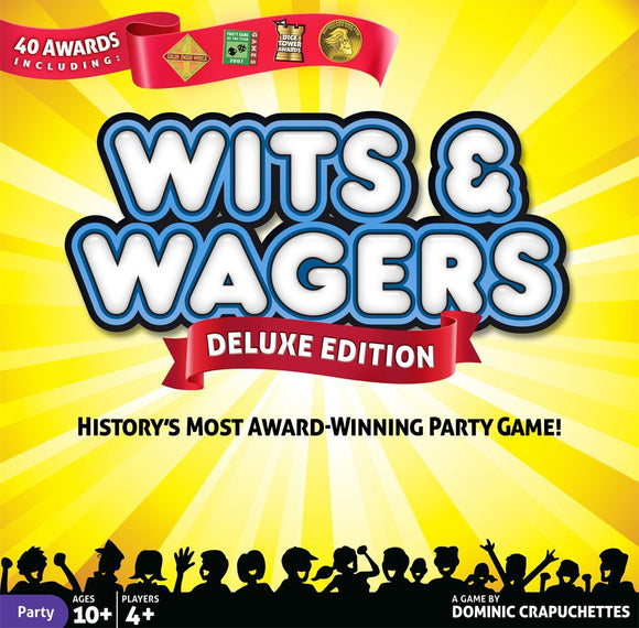 Wits and Wagers: Deluxe