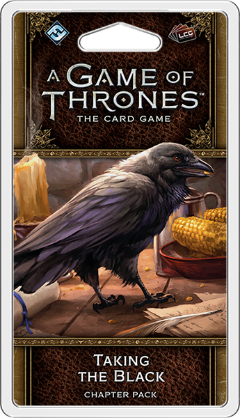 A Game of Thrones LCG: 2nd Edition - Taking the Black Chapter Pack