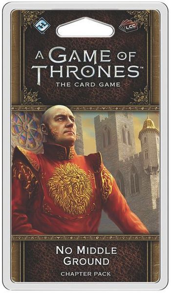 A Game of Thrones LCG: 2nd Edition - No Middle Ground Chapter Pack