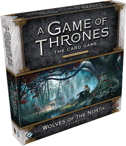 A Game of Thrones LCG: 2nd Edition - Wolves of the North Expansion