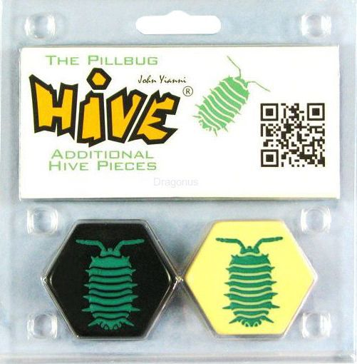 Hive: Pillbug Standard Expansion