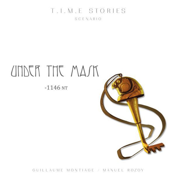 T.I.M.E  Stories: Under the Mask Expansion