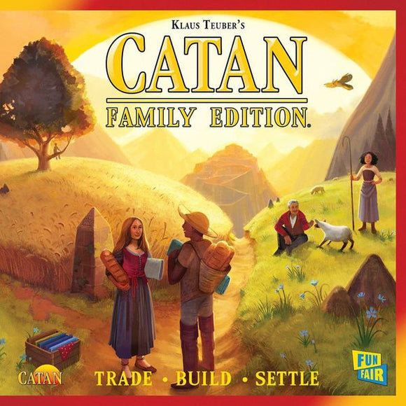 Catan: Catan Family Edition (stand alone)