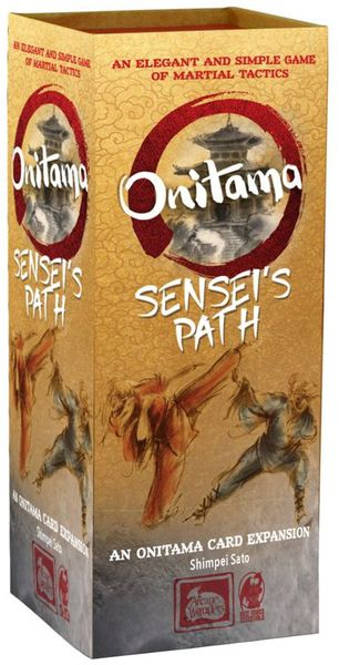 Onitama: Sensei's Path Expansion