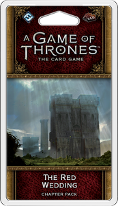 A Game of Thrones LCG: 2nd Edition - The Red Wedding Chapter Pack