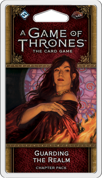 A Game of Thrones LCG: 2nd Edition - Guarding the Realm Chapter Pack