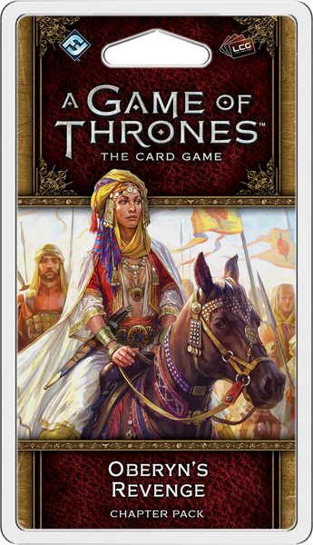 A Game of Thrones LCG: 2nd Edition - Oberyn's Revenge Chapter Pack