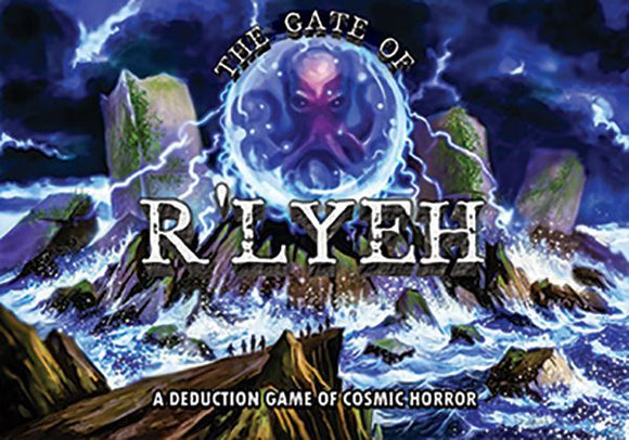 The Gate of R'lyeh - Ding & Dent