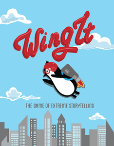 Wing It: The Game of Extreme Storytelling - Ding and Dent