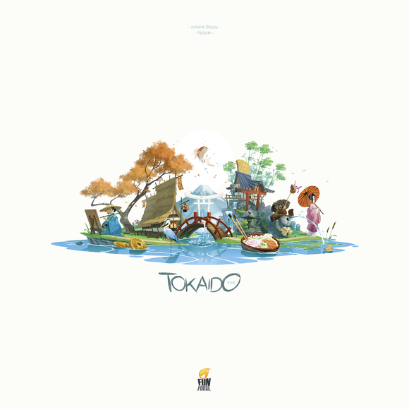 Tokaido: 5th Anniversary Edition
