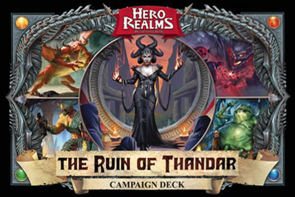 Hero Realms: The Ruin of Thandar - Campaign Deck