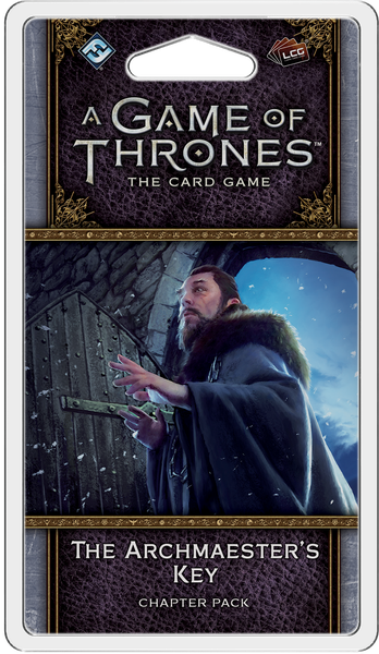 A Game of Thrones LCG: 2nd Edition - The Archmaester's Key Chapter Pack