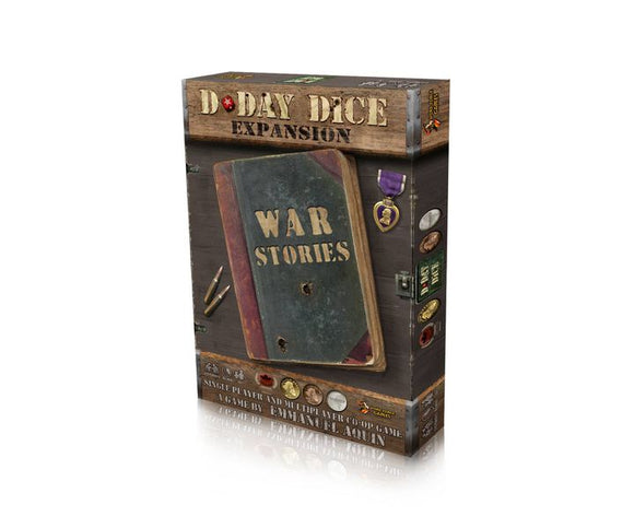 D-Day Dice: War Stories  (Second Edition)