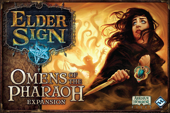 Elder Sign: Omens of the Pharaoh Expansion