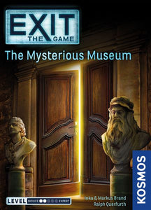 EXIT: The Game: The Mysterious Museum