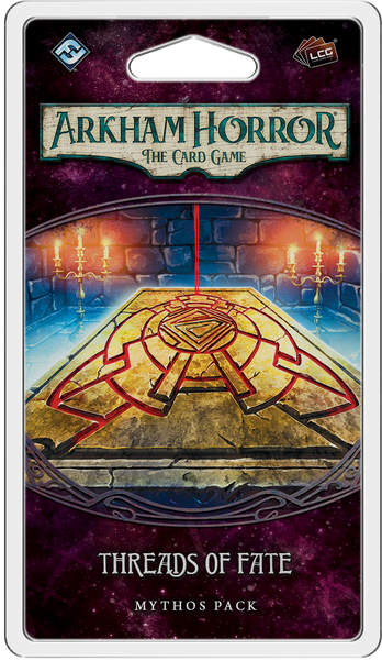 Arkham Horror LCG: Threads of Fate Mythos Pack