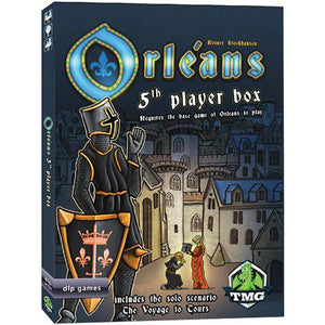 Orleans 5th Player: Expansion