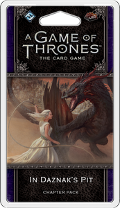 A Game of Thrones LCG: 2nd Edition - In Daznak's Pit Chapter Pack