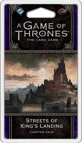 A Game of Thrones LCG: 2nd Edition - Streets of King's Landing
