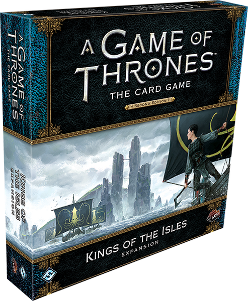 A Game of Thrones LCG: 2nd Edition - King of the Isles Expansion