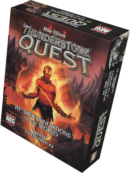 Thunderstone Quest: Foundation of the World