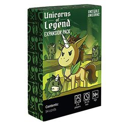 Unstable Unicorns: Unicorns of Legend Expansion Pack